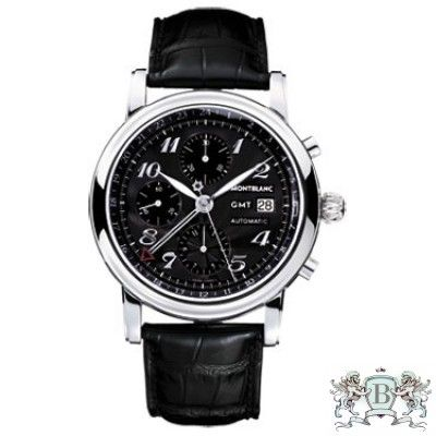 c936ae28744 Montblanc - Star Chronograph Automatic #102135 | Watches at ...