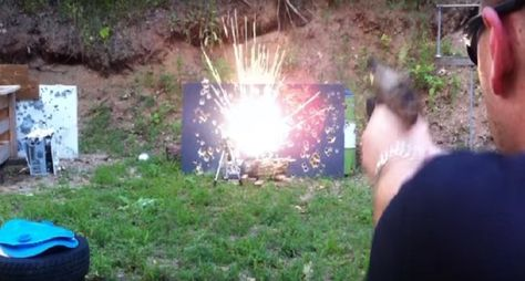 Incendiary Bullets