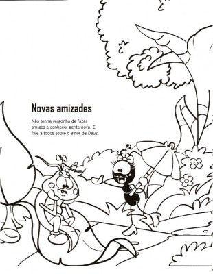Desenhos Infantis Para Imprimir E Colorir Do Smilinguido