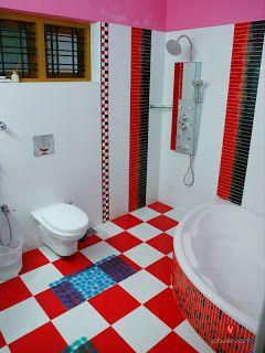 Bathroom Design Ideas In Kerala Small Bathroom Design Bathroom Design Inspiration Bathroom Design