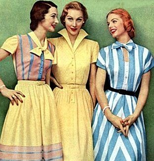 70 Of Working Women Held Clerical Positions Assembly Lines Or Service Jobs 12 Held A Profession An 1950s Fashion Women Fashion Clothes Women 1950s Fashion