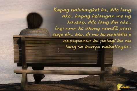 Cheesypinoy.com » Love Quotes, Cheesy Quotes, Emo Quotes, Inspirational Quotes, Pick up lines, Pinoy Love Quotes, Tagalog Love Quotes, Pinoy Emo Quotes, Philippine funny Pictures, Filipino Funny Pics, Funny Pics » Di mo lang napapansin