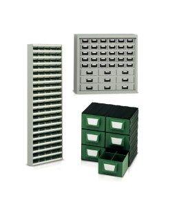 Cassettiere Plastica Per Minuterie.Scaffali Armadi E Cassettiere Porta Minuteria Scaffale Armadio