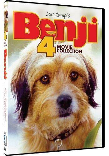 Benji - 4 Movie Set - Benji - Benji: Off the Leash - For the Love of Benji - Benji's Very Own Christmas Story - Default