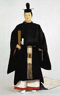 公卿冬束帯(前) | 束帯、平安時代、直衣
