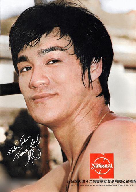 Pin De Bruce Yujiro Chan Em Bruce Lee Bruce Lee Atores E Marcial