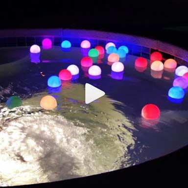 Multicolor Submersible Led Lights For Special Events Submersible Led Lights Waterproof Led Lights Led Lights