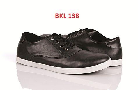 Sepatu Casual Pria Bkl 138 Harga 220rb Uk 38 43 Bahan Pu Sol Karet