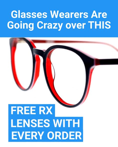 Looking For New Glasses?