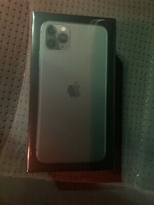 Apple Iphone 11 Pro Max 64gb Midnight Green Unlocked A2161 Cdma Gsm For Sale Online Ebay Apple Iphone Iphone Iphone 11