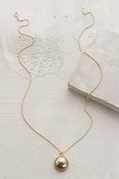 Eva Pendant Necklace - anthropologie.com #anthroregistry