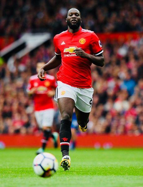 """Romelu Lukaku Manchester United Belgium Striker À¹à¸¡à¸™à¹€à¸Šà¸ªà¹€à¸•à¸à¸£ À¸¢ À¹""""นเต À¸"""""""