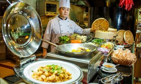 Iftar Buffet With Ramadan Beverages For One Two Or Four At