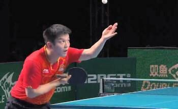 Advanced Table Tennis Serve Tennis Serve Table Tennis Tennis Techniques