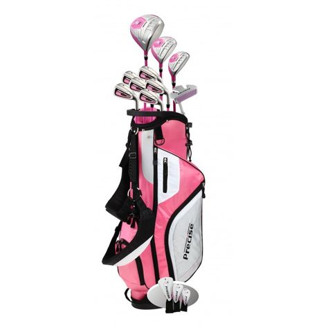 M5 Ladies Club Set, Available in Pink and Purple,