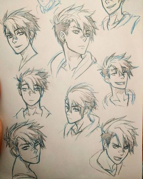 Drawing Faces Cartoon Animation 39 Ideas Drawing Anime Bodies Anime Drawings Guy Drawing