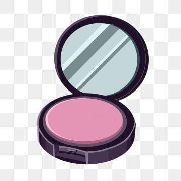Black Red Box Pink Powder Beautiful Red Box Beauty Makeup Red Box Png And Psd Makeup Clipart Makeup Artist Kit Makeup