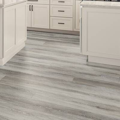 10 X 10 Pvc Peel Stick Mosaic Tile In Gray Vinyl Plank Luxury Vinyl Plank Vinyl Flooring