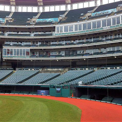 Ultra Cross Braided Dyneema Netting Promats Athletics Baseball Field Design System