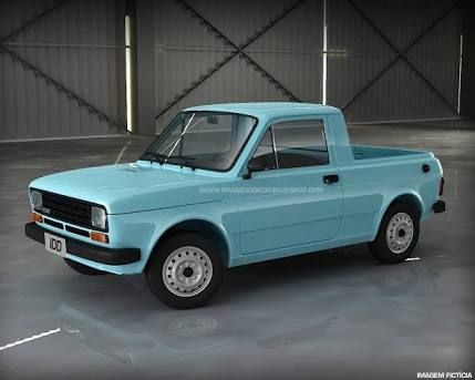 Resultado De Imagem Para Fiat 147 Pick Up Com Imagens Carros E