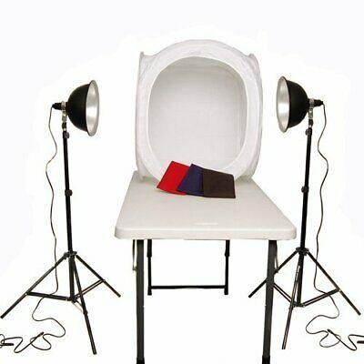Ad Cowboystudio Photography Table Top Photo Studio Reflector Lighting Tent Kit In 2020 Photography Lighting Kits Still Life Photography Life Photography