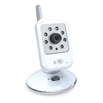 Summer Infant Additional Camera For Secure Sight Digital Color Video Baby Monitor Review Video Monitor Baby Motion Sensor Lights Outdoor Baby Camera Monitor