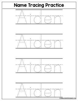 37+ Name spelling worksheets Popular