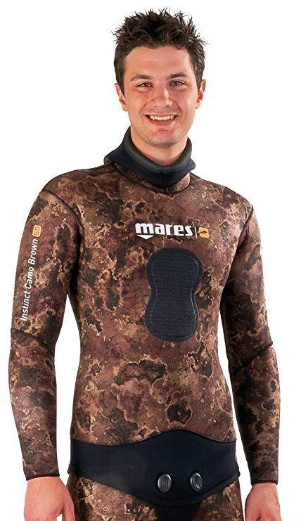 Mares Mens Instinct Rash Guard Top