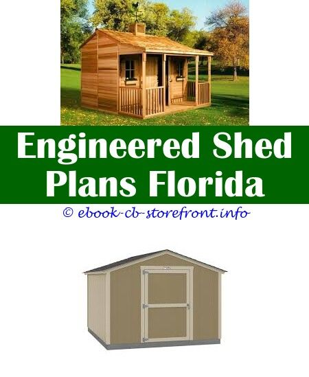 10 Stunning Cool Ideas 8x10 Shed Plans
