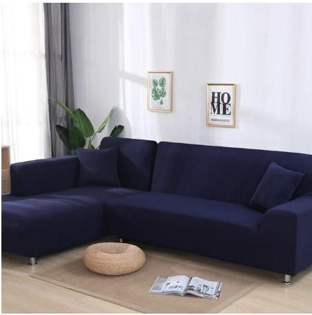 Chic Waterproof Sofacover In 2020 Couch Covers Corner Sofa Covers Sofa Covers