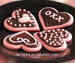 Resep Coklat Valentine Mudah Praktis Resep Coklat Resep Valentine