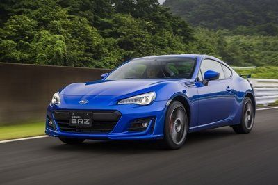 The 2021 Subaru Brz And Toyota 86 A New Platform And More Power Weve Been Preaching News About The Toyota 86 And Subaru Brz Ra Subaru Brz Subaru Toyota 86