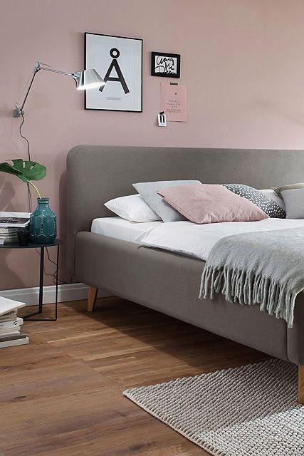 Meise Mobel Polsterbett Mit Komfort Einstiegshohe Online Kaufen
