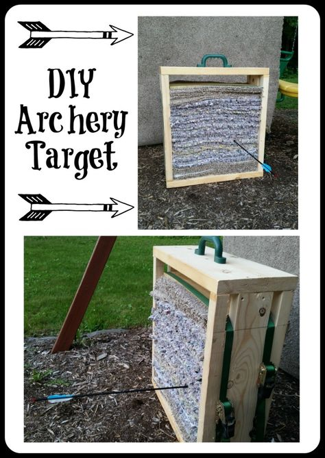 19 New Diy Archery Target . How to Get Your Kids Started In Archery Shooting Targets, Shooting Sports, Shooting Range, Archery Range, Archery Tips, Crossbow Hunting, Archery Hunting, Archery Quiver, Bow Quiver