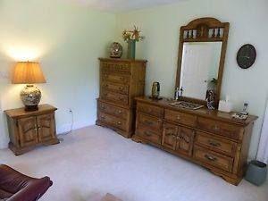 American Drew Oak Bedroom Furniture Vintage Bedroom Furniture Oak Bedroom Furniture Bedroom Vintage