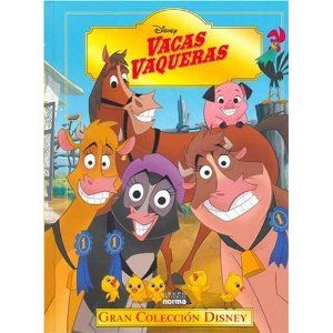 Vacas Vaqueras (Gran Coleccion) (Spanish Edition): Inc Disney Enterprises: 9789580479062: Amazon.com: Books