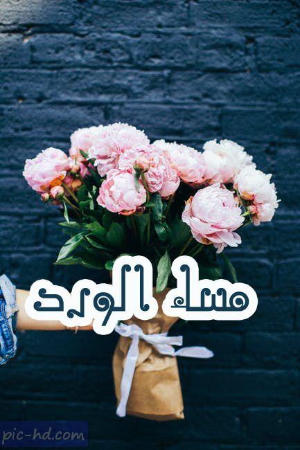 صور مساء الورد صور مكتوب عليها مساء الورد والياسمين Wallpaper Quotes Rose Arabic Quotes
