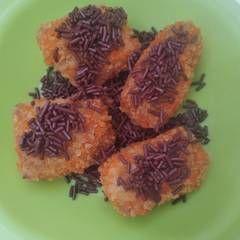 Resep Pisang Crispy Nugget Pisang Oleh Dian Rosdiana Lanesa Resep Di 2020 Resep Pisang Parutan Keju