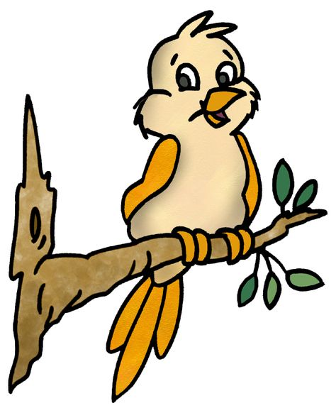 Artbyjean Paper Crafts Birds Clip Art To Cut And Paste On