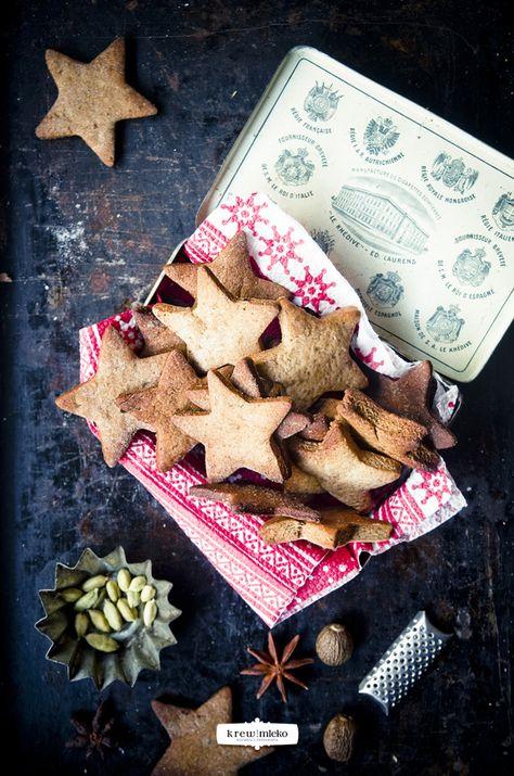Winter Gingerbread   Christmas Desserts