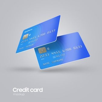 Realistic Plastic Card On Hand Mockup In 2020 Plastic Card Credit Card Design Cards