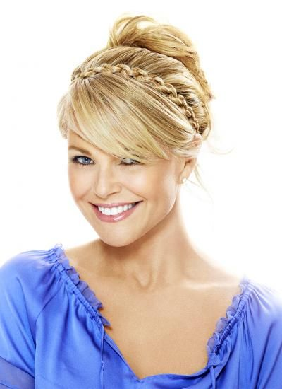 ... Braid Headband from the Christie Brinkley Collection by Hair2wear