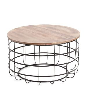 caged coffee table cage coffee table