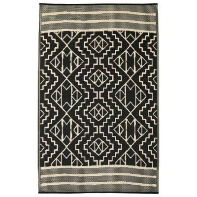 Cambridge Grey Collection Outdoors The Home Depot Area Rugs Fab Habitat Outdoor Plastic Rug