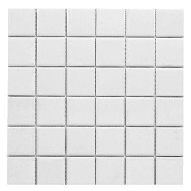 Mosaique 4 7 X 4 7 Cm Sur Trame 30 X 30 Cm Carrelage Mosaique Prix Carrelage Carrelage