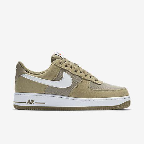W Air Force 1 07 - Prm Soi Chaussures De Sport Pour Les Femmes / Beige Nike UdLjdcNv1e