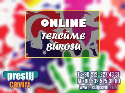 Online Tercume Burosu