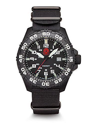 Praetorian SOCOM Black - Nato Armband - H3 Tritium Uhr - Trigalight - http://on-line-kaufen.de/praetorian/praetorian-socom-black-nato-armband-h3-tritium