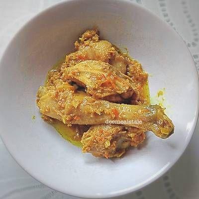 Resep Ayam Betutu Juara Harus Recook Oleh Xander S Kitchen Resep Memasak Resep Ayam Resep