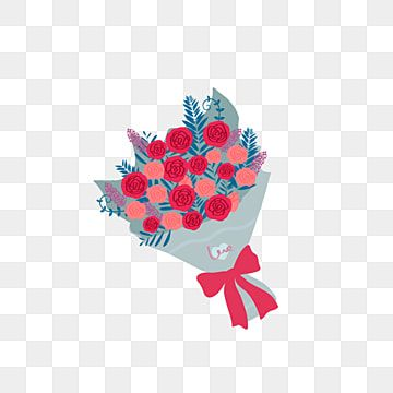 Hand Painted Flat Red Flower Gift Bouquet Bouquet Png Free Material Bouquet Bouquet Rose Flower Png Transparent Clipart Image And Psd File For Free Download In 2021 Rose Flower Png Red